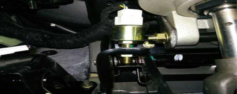 刹车灯开关坏了的表现