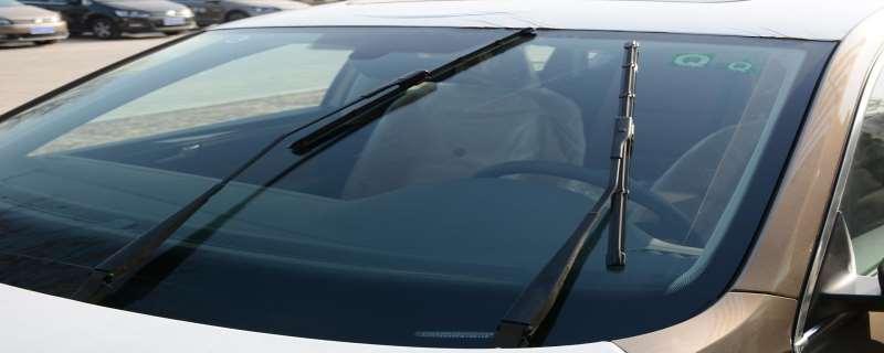 前挡风玻璃如何修复